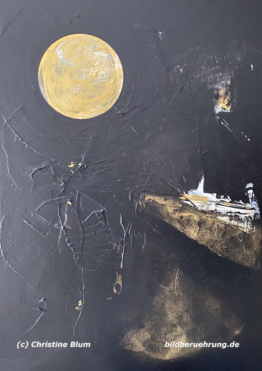 Kraft des Mondes