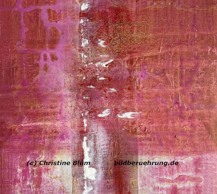 Abstrakte Kunst: Unendlich geliebt